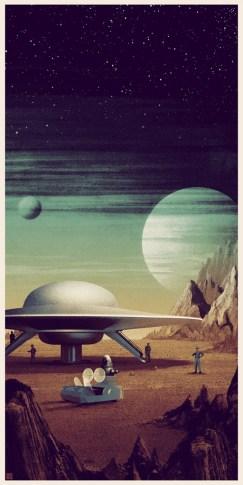 Matt Ferguson - Forbidden Planet