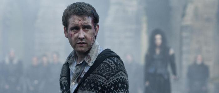 Matthew Lewis in Harry Potter