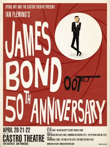 Max Dalton - James Bond 1