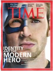 Mediavengers - Time Captain America
