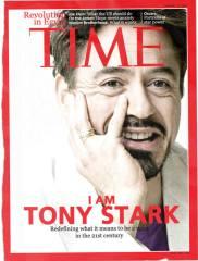 Mediavengers - Time Tony Stark