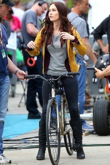 Megan Fox Yellow 1