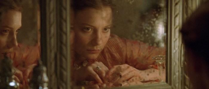 Mia Wasikowska in Madame Bovary