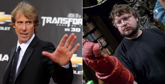 Michael Bay / Guillermo del Toro