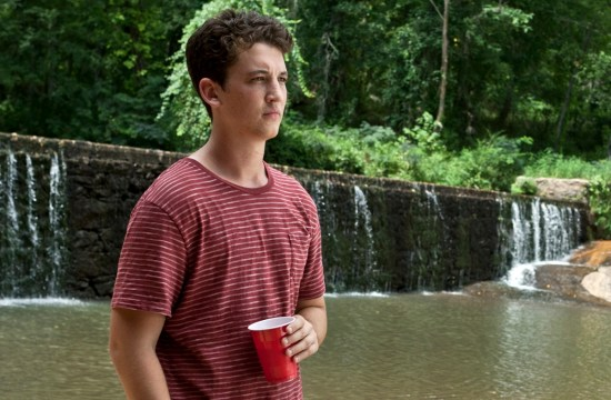 Miles Teller in The Spectacular Now
