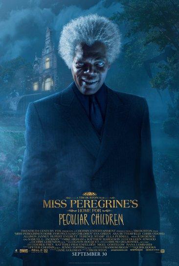 Miss Peregrine - Samuel L Jackson