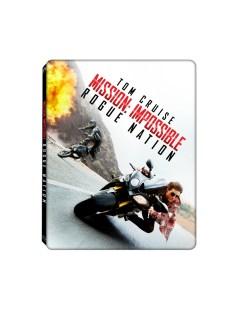 Mission Impossible Rogue Nation steelbook (Best Buy)