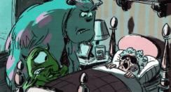 Unproduced Monsters, Inc. Sequel 3