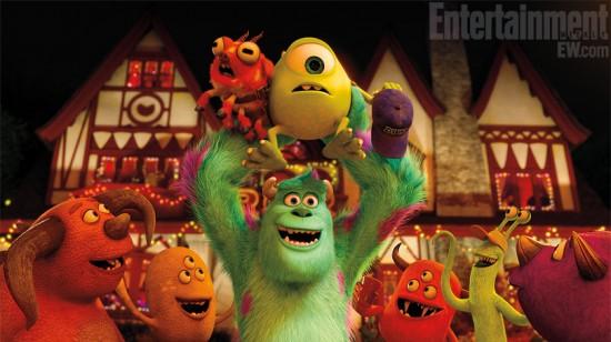 Monsters U EW Prank