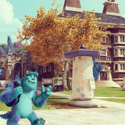 Monsters University - campus