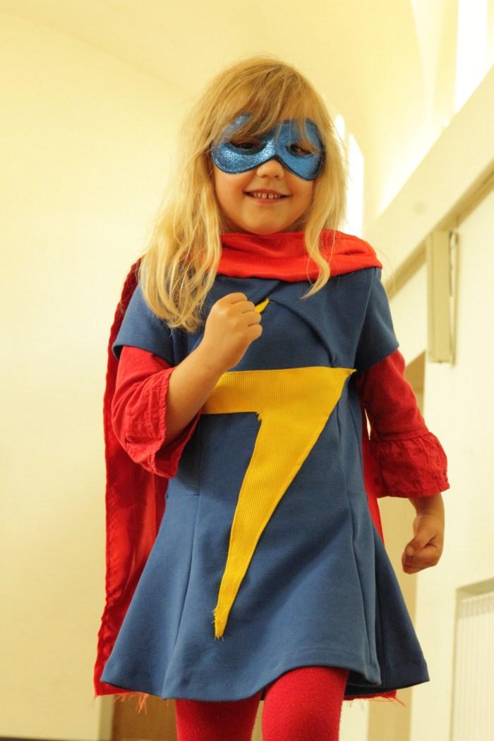 Ms Marvel costume