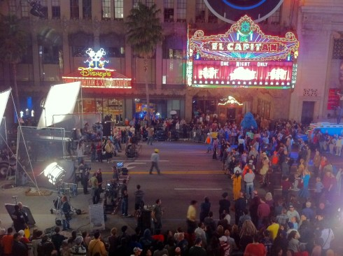 Muppets Hollywood Blvd 2