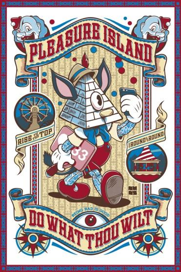 Nemons - Pleasure Island - Pinocchio