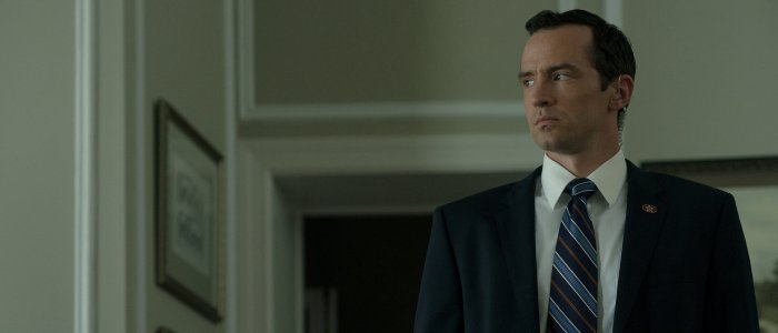 Nathan Darrow on House of Cards