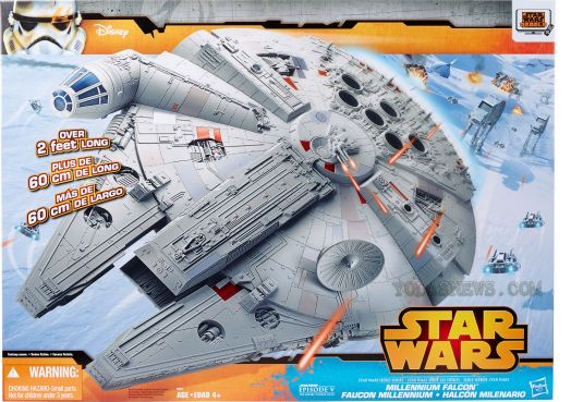 New Millennium Falcon Toy