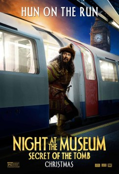 Night at the Museum - Attila the Hun