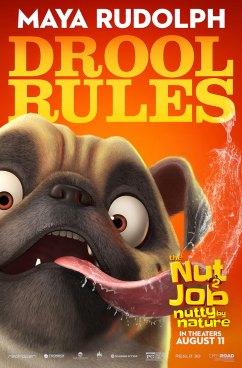 Nutjob 2 poster 1