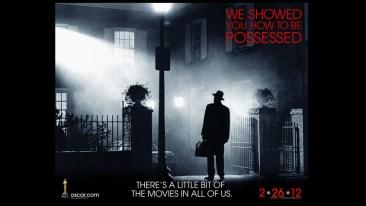 Oscars 2012 Exorcist