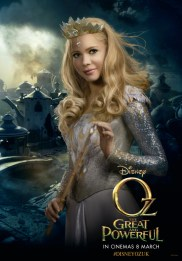 Oz The Great and Powerful - Michelle Williams as Glinda