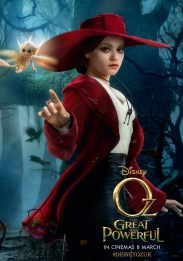 Oz The Great and Powerful - Mila Kunis as Theodora