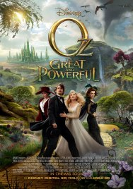 Oz The Great and Powerful - characters poster