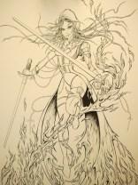 Alex Pardee - Sucker Punch Sketch 4