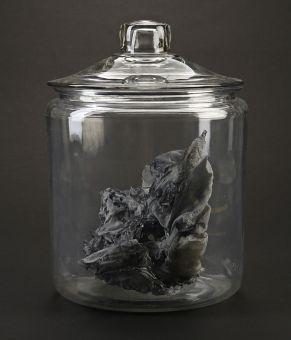 Pacific Rim Kaiju Organ Jar 1