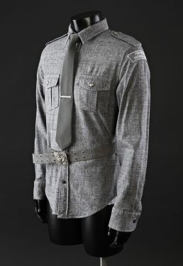 Pacific Rim Loccent Shirt and Tie 2