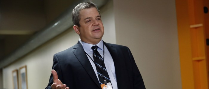 Patton Oswalt on Agents of SHIELD