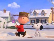 Peanuts - snow