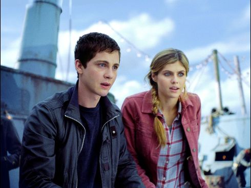 Percy Jackson Sea of Monsters 1