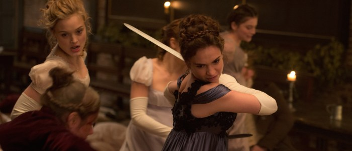 Pride and Prejudice and Zombies clips