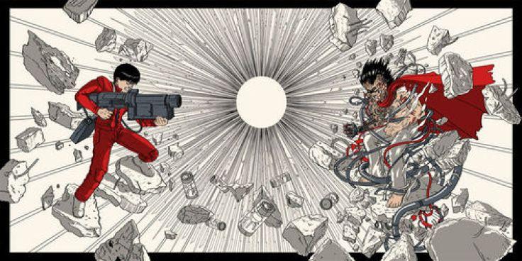 Raid 71 Akira