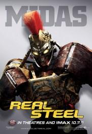 Real Steel Midas