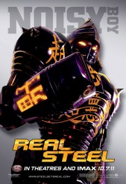 Real Steel Noisy Boy