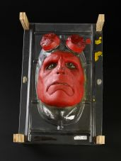 Rick Baker - 42072_Hellboy_Foam_Face_&_Horn_Set_1