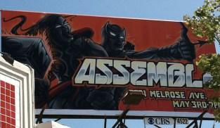 SMASH - Avengers Billboard