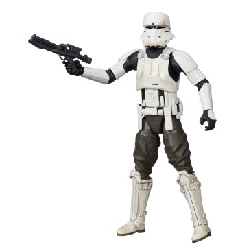STAR WARS: THE BLACK SERIES 6-Inch IMPERIAL HOVERTANK PILOT Figure
