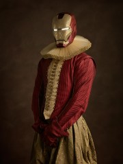 Sacha Goldberger - Iron Man