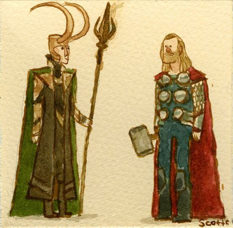 Scott C - Thor Dark World