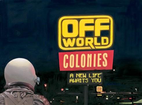 Scott Listfield - Off world