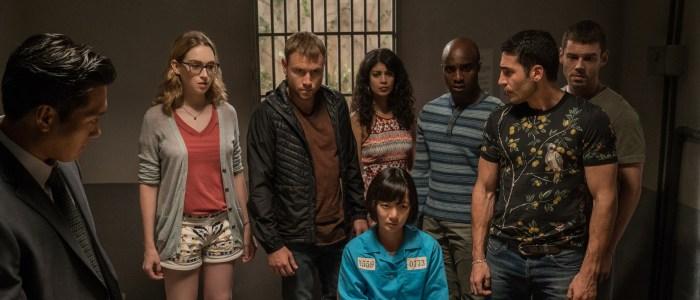 Sense8 season 2 premiere date