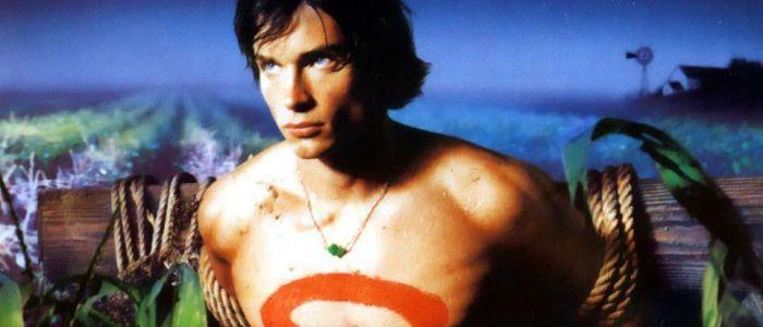 Smallville superman costume