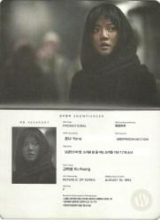 Snowpiercer - Ko Asung