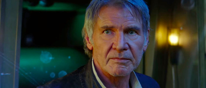 Solo Harrison Ford