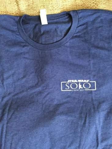 Solo crew shirt 1