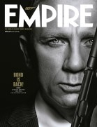 Spectre - Bond Empire cover (bw)