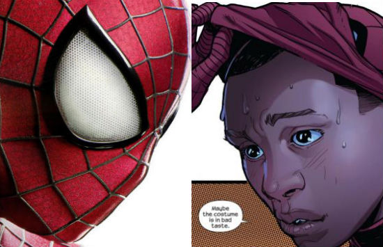 Spider-Man Miles Morales movie