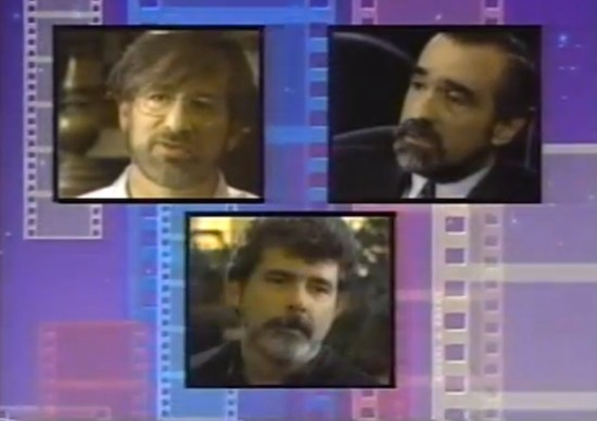 Spielberg Lucas Scorsese 1990