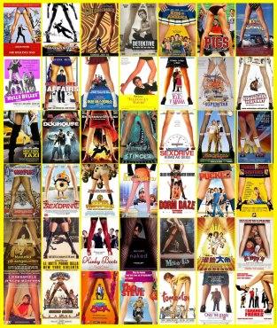 Spread Leg Poster Trend